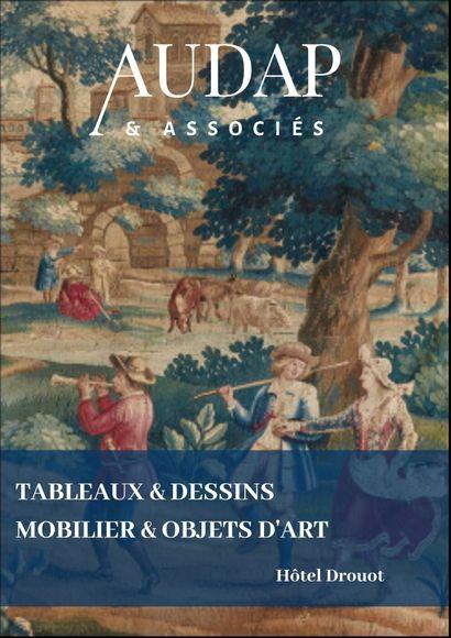 TABLEAUX & DESSINS ANCIENS - MOBILIER & OBJETS D'ART - ARTS D'ASIE