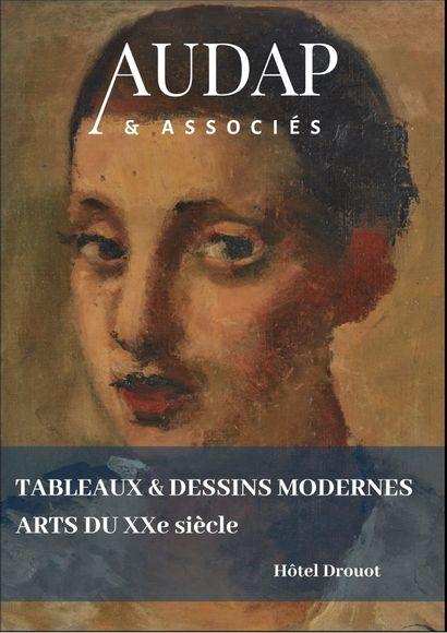 TABLEAUX & DESSINS MODERNES, ARTS DU XXe SIECLE