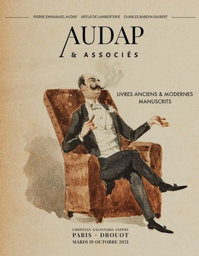 ANCIENT & MODERN BOOKS - MANUSCRIPTS