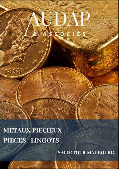 METAUX PRECIEUX - OR & LINGOTS