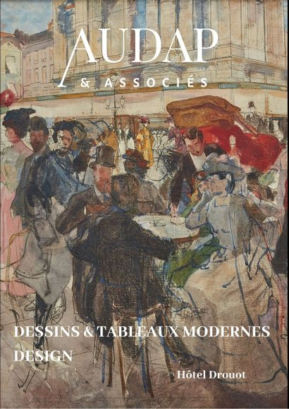 ARTS DU XXe siècle - TABLEAUX MODERNES -DESIGN