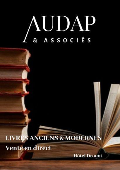 VENTE EN DIRECT : LIVRES ANCIENS ET MODERNES