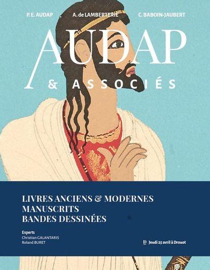 Livres Anciens & Modernes, Manuscrits, Bandes-dessinées