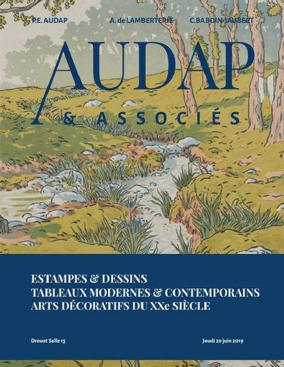 Tableaux, dessins & estampes Modernes – Arts décoratifs du XXe siècle