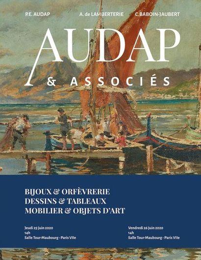 Bijoux & Orfèvrerie - Tableaux & Dessins modernes - Art Nouveau & Art Déco