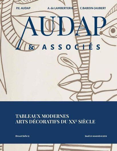 Tableaux modernes & Arts décoratifs du XXe siècle