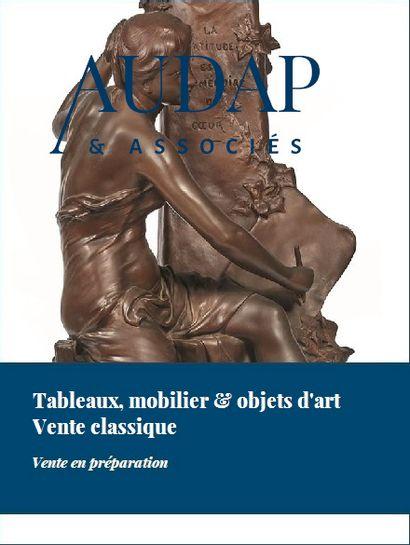 Vente classique : Tableaux, mobilier & objets d'art (Vente en préparation)
