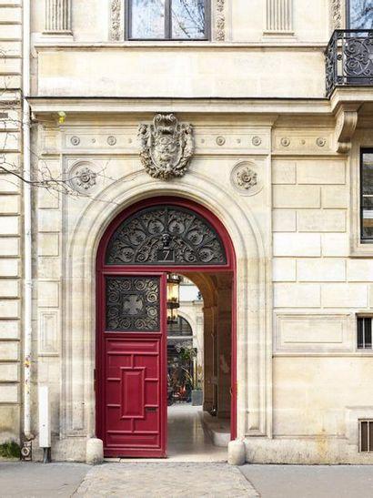INTÉRIEUR SECRET - Partie du mobilier de l'Hôtel de Pourtalès - No Address ONLINE ONLY