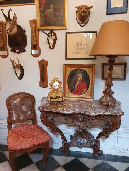 DESSINS -TABLEAUX ANCIENS - MOBILIER & OBJETS D'ART - Partie d'une demeure Amienoise et à divers