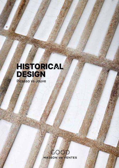 HISTORICAL DESIGN : PICASSO VS JOUVE