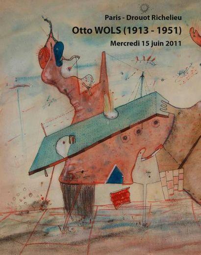 Vente OTTO WOLS (1913-1951)