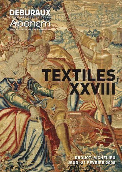 Textiles XXVIII