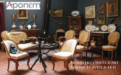Mobilier Objets d'art Tableaux Anciens tableaux modernes