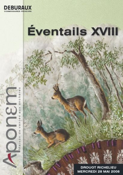 Eventail XVIII