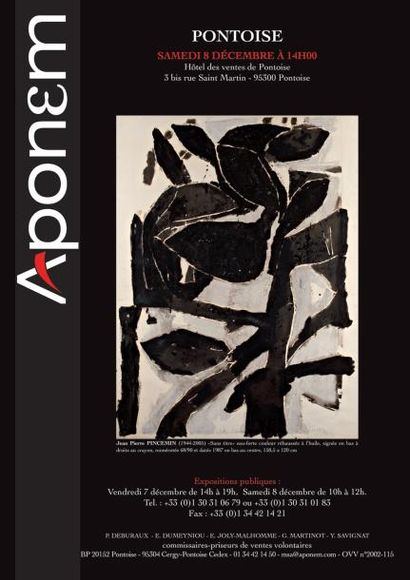 BELLE VENTE - MOBILIER - OBJETS D'ART