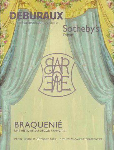 Braquenié, une histoire du décor français