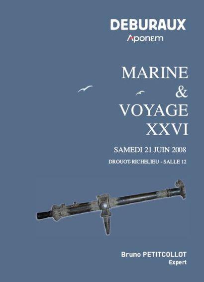 MARINE & VOYAGE XXVI
