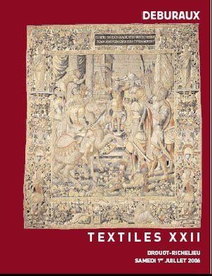 TEXTILES XXII