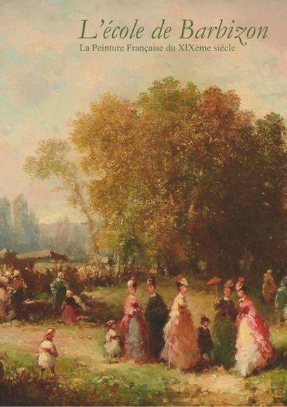 L'ECOLE DE BARBIZON La peinture française du XIXe siècle