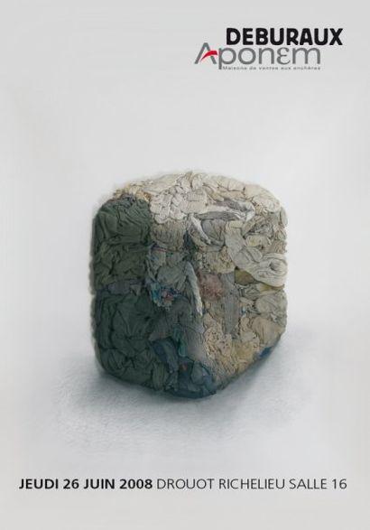 TABLEAUX - SCULPTURES - XIXe - XXe et Contemporain - Collection de Mr B.