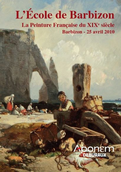 L'École De Barbizon - la peinture française du XiXe siècle