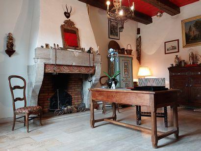 Vente du mobilier d'une demeure en lorraine.