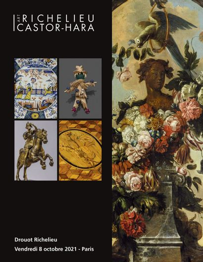 Numismatique, Bijoux, argenterie, manuscrits, autographes, dessins, tableaux anciens, Mobilier et Objets d'art