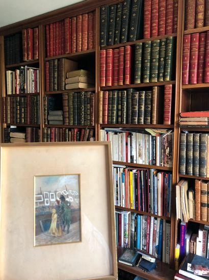 Bibliothèque de Monsieur R. (VENTE JUDICIAIRE)
