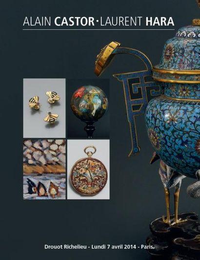 Tableaux, mobilier et objets d'art - Vente à 13h00