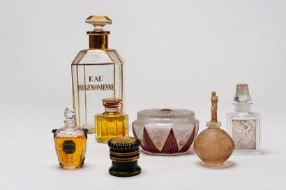 Haute parfumerie - Mode Vintage