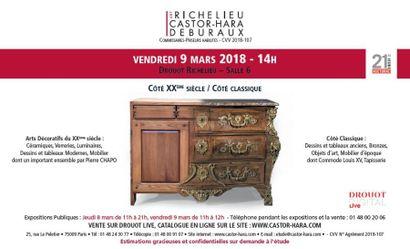 Côté XXème siècle / Côté Classique