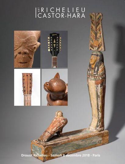 ARTS 1ER - INSTRUMENTS- vente sur désignation - report de la vente du 8 décembre