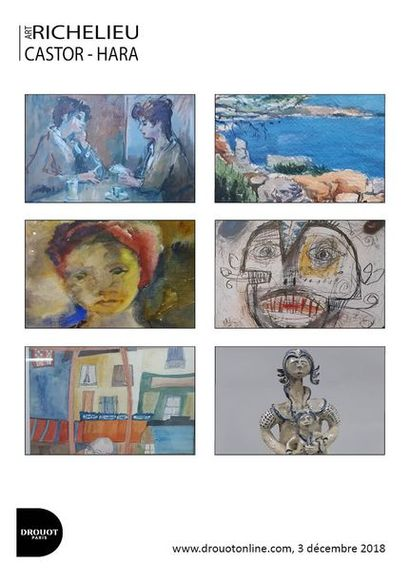 Collection du Docteur J. : Tableaux XIXe et XXe siècles - Peintures, Dessins, Estampes et Sculptures