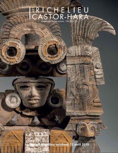 ART DE L'AMÉRIQUE PRÉCOLOMBIENNE PROVENANT DE COLLECTIONS PRIVÉES EUROPÉENNES - ART DES CYCLADES