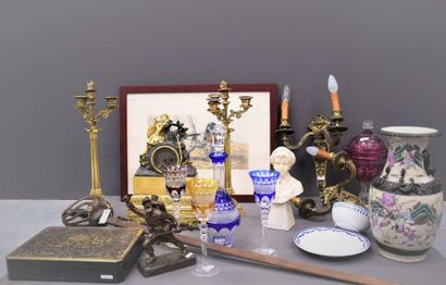 Antiquities, art objects, Asian and world arts