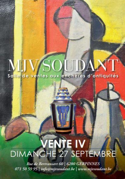 Antiques, paintings, furniture and art objects, art nouveau, art deco