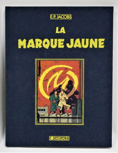 COLLECTION OF DRAWINGS BY P. MARTY (II), Universe of Jacobs & Hergé
