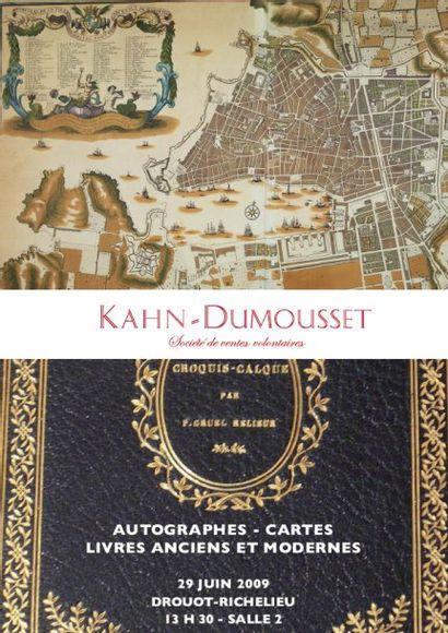 Livres anciens et modernes - documentation - autographes