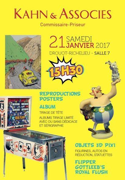 ALBUMS DE BANDE DESSINÉE - OBJETS BD PIXI - FLIPPER