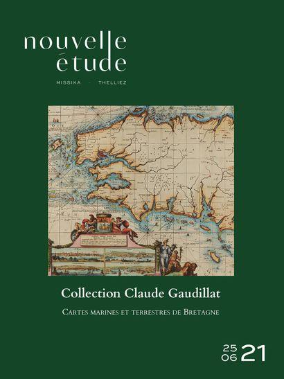 Collection Claude GAUDILLAT - Cartes Marines et Terrestres de Bretagne