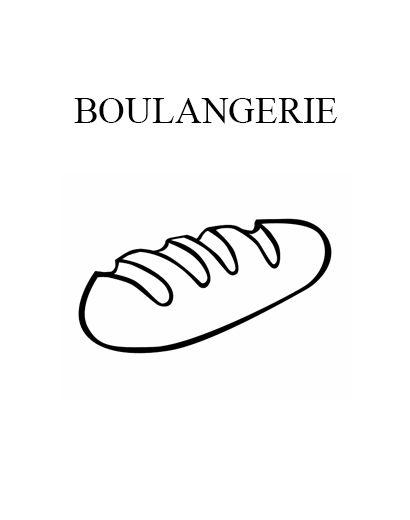 BOULANGERIE - PATISSERIE - RESTAURATION
