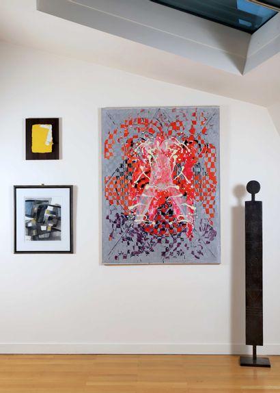 Arts premiers - Design - Tableaux modernes et contemporains
