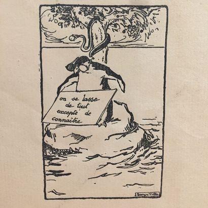 Livres modernes dont illustrés