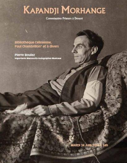 Bibliothèque Paul Chambrillon - et à divers