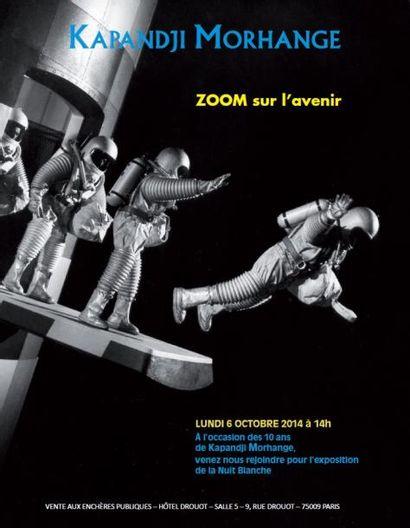 ZOOM SUR l'AVENIR (Photographies de Cinéma et Design)