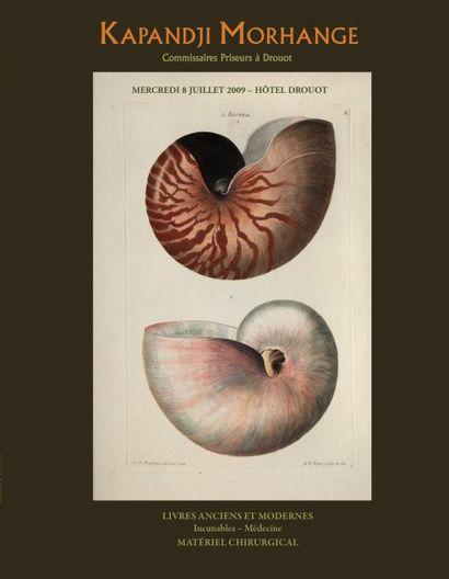Livres anciens et modernes - Incunables - Médecine - Matériel Chirurgical
