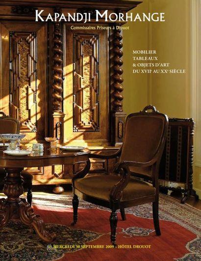 VENTE PRESTIGE - Tableaux, mobilier et objets d'art