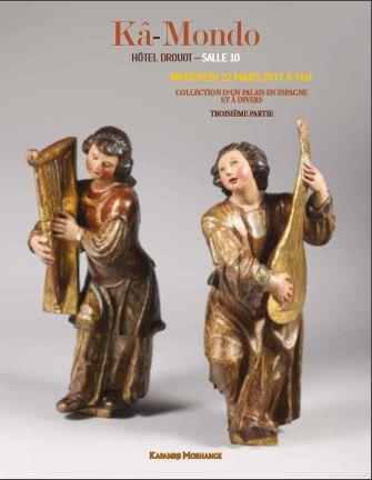 Collection d'un Palais en Espagne et à divers - 3ème partie - Design d'intérieur - Mobilier objets d'art