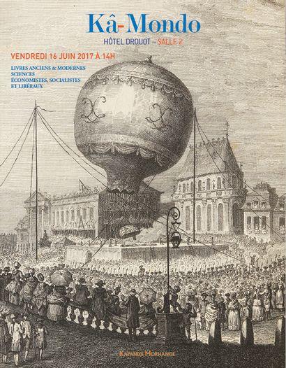 Livres anciens et modernes. Sciences. Economistes, Socialistes et Libéraux
