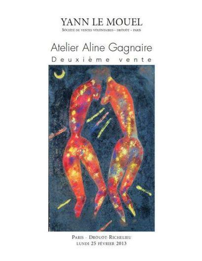 ATELIER ALINE GAGNAIRE 2ème VENTE